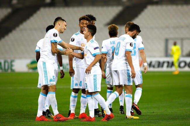 Indice UEFA: PSG, OL et OM, la France se replace