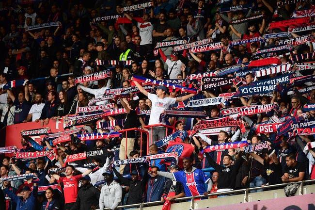 Officiel: Le PSG affrontera l'OM sans ses supporters