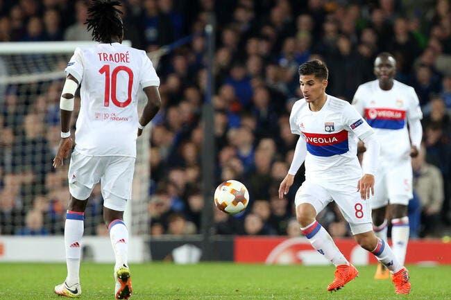 OL : La «hype» Houssem Aouar n'étonne vraiment personne à Lyon