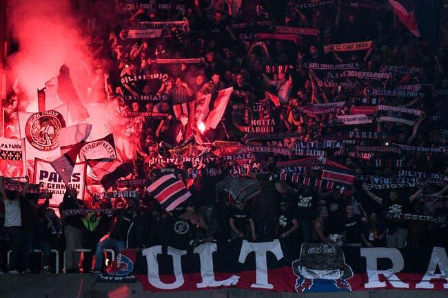 PSG: 40.000 euros d'amende pour Paris