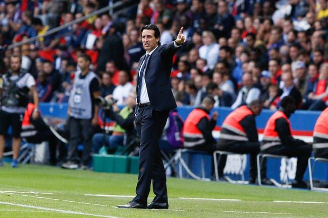 PSG: Emery l'avoue, l'OM est toujours au-dessus de Paris