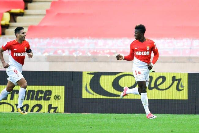 Monaco entame sa guérison face à Caen