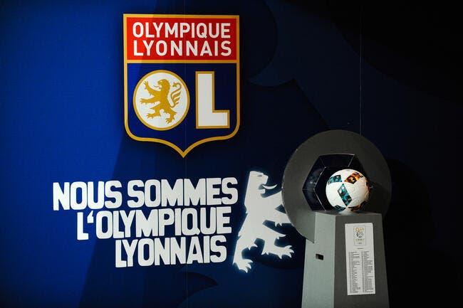 OL : Le groupe de l'OL avec Fekir contre Troyes