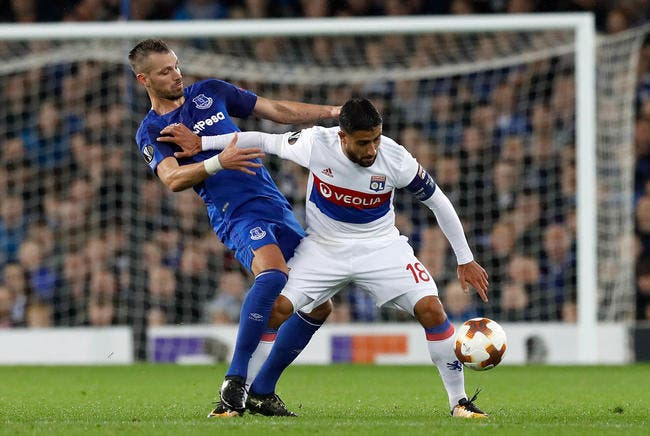 Koeman fustige l'attitude de Fekir — Ligue Europa