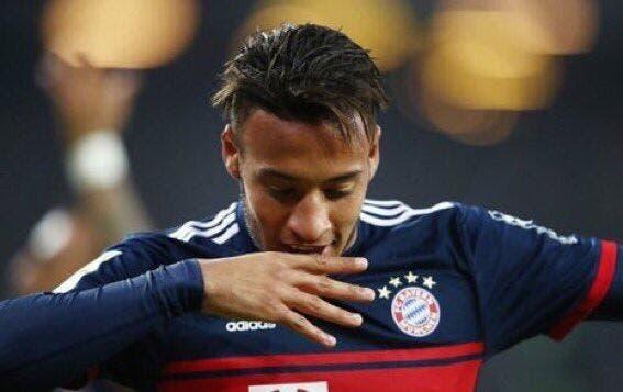 OL : Tolisso lui rend hommage au Bayern, Lacazette apprécie