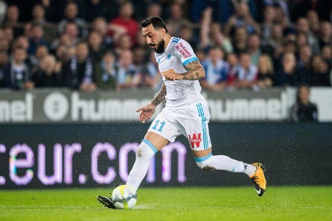 OM: Pas de grand attaquant à Marseille, Mitroglou n'est pas vexé