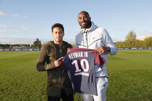 PSG : Kobe Bryant, une star mondiale de plus au PSG...