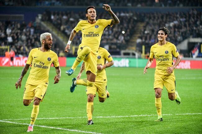 PSG : Plutôt Neymar ou Cavani ? Daniel Alves rompt le silence