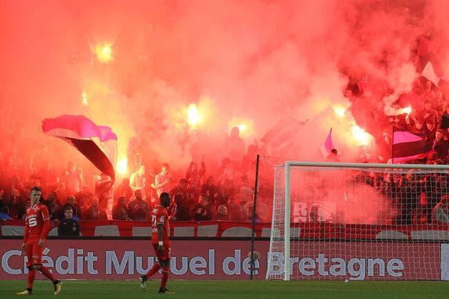 Rennes : Deux stadiers blessés avant le match contre Lille