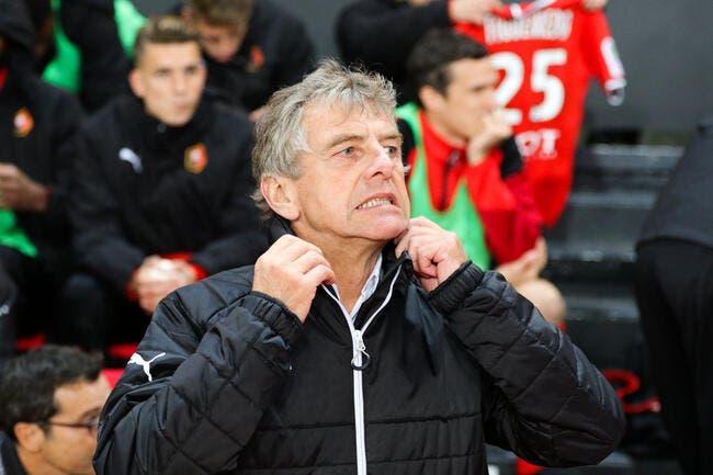Rennes : Gourcuff  agacé «des mensonges et des saloperies»