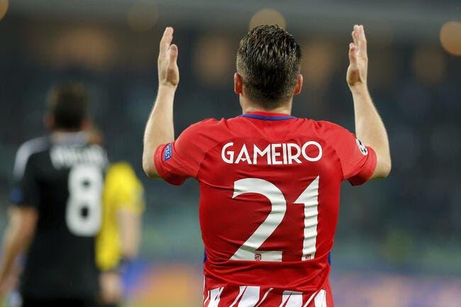 Celta Vigo - Atlético Madrid : 0-1