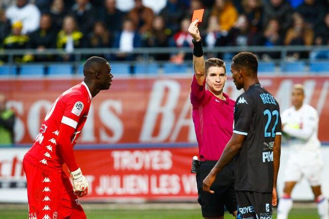 ESTAC : Troyes a bu « le calice jusqu'à la lie » contre l'OL