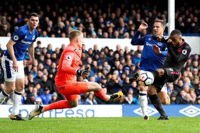 Everton - Arsenal : 2-5