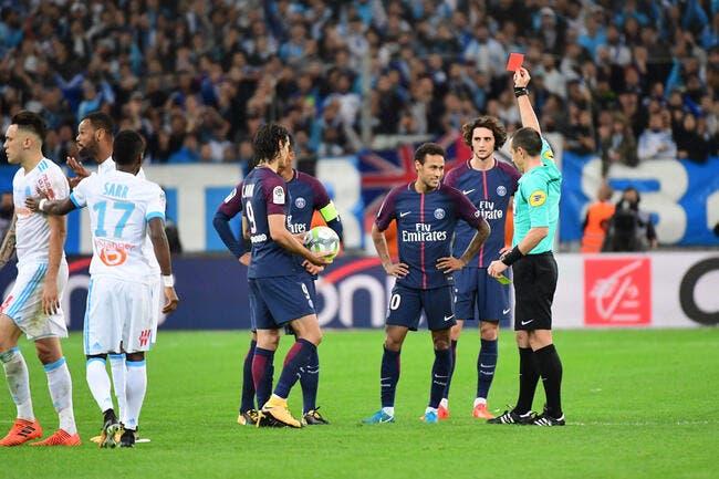 L1 : Neymar exclu, Cavani est le sauveur du PSG