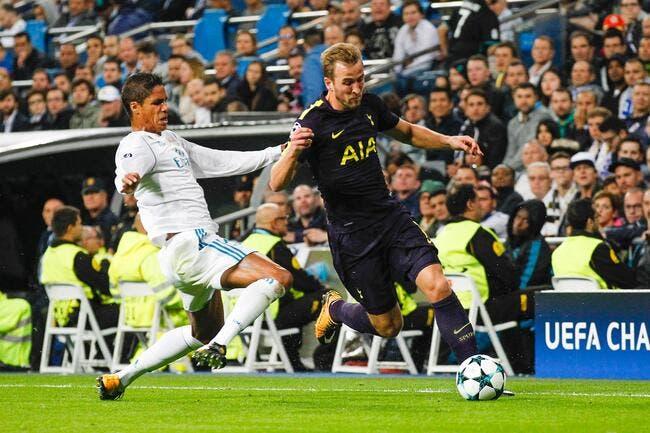 Mercato : Zidane prêt à sacrifier Bale pour recruter Kane ?