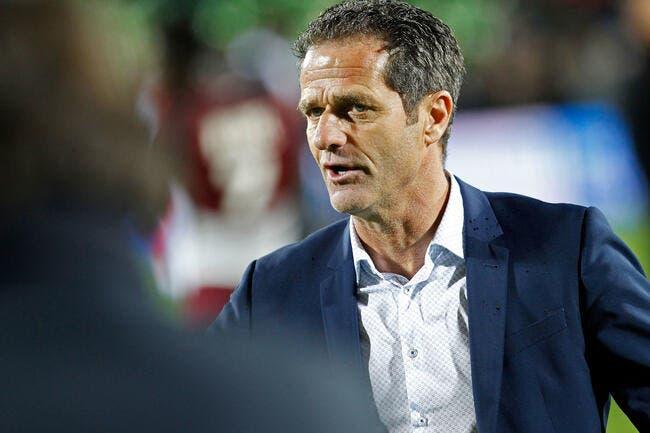 Officiel :  Metz se sépare de Philippe Hinschberger
