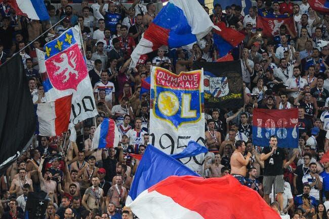 OL : 771 supporters de Lyon défieront l'ASSE à Geoffroy-Guichard (et inversement)