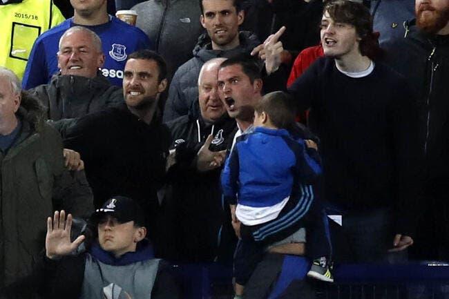 OL : L'agresseur d'Everton se défend d'être une «put...de tête de noeud»
