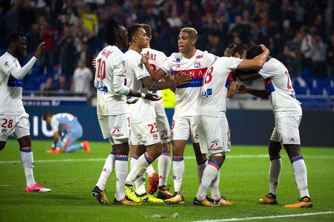 OL : Un consultant l'annonce, Lyon finira «deuxième ou troisième» de L1
