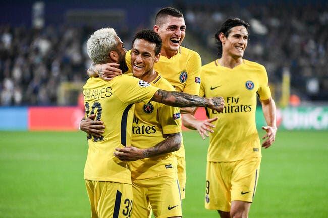PSG : Dani Alves revient sur l'embrouille avec Neymar et Cavani