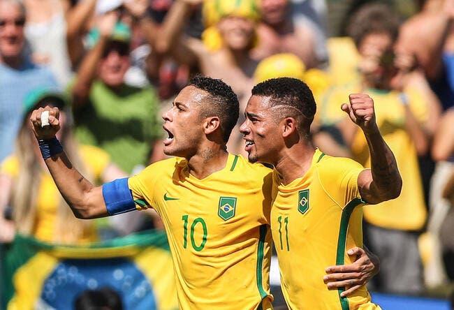 PSG : Jesus fait de Neymar un futur dieu du foot ! Amen