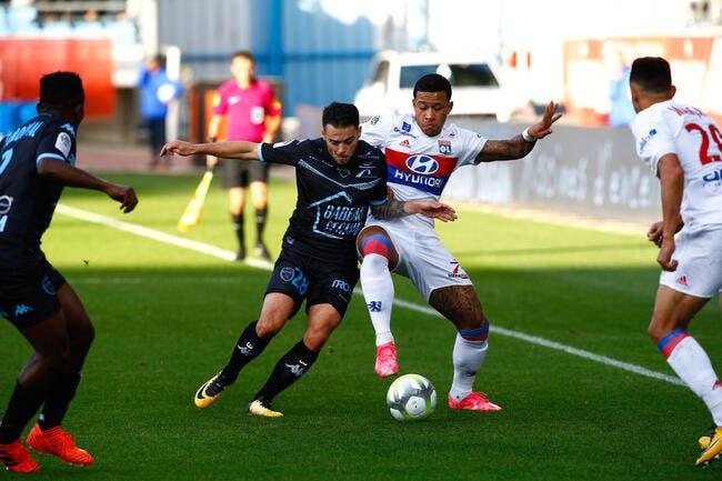 Troyes - OL : 0-5