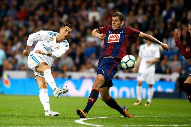 Esp : Pourquoi Cristiano Ronaldo n'inquiète pas Zinedine Zidane