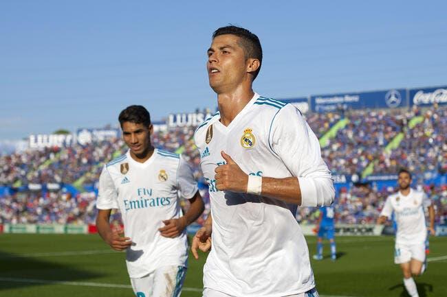 FIFA : Cristiano Ronaldo meilleur joueur mondial de l'année 2017