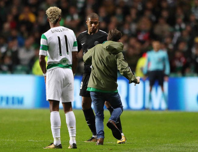 Celtic-PSG : Un fan avait voulu agresser Mbappé, l'UEFA se ridiculise avec sa sanction !