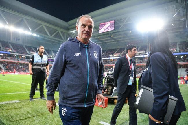 LOSC : Bielsa insiste, il ne démissionnera pas, même si Lille joue le maintien
