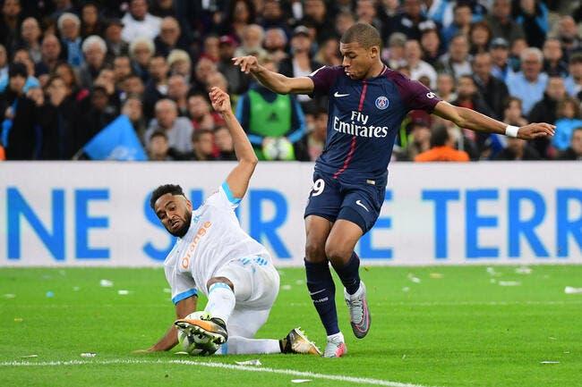 OM-PSG : Mbappé élu à l'unanimité plus mauvais joueur avec des notes furieuses