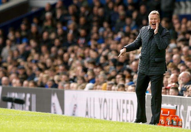 Premier League : Everton vire Ronald Koeman !