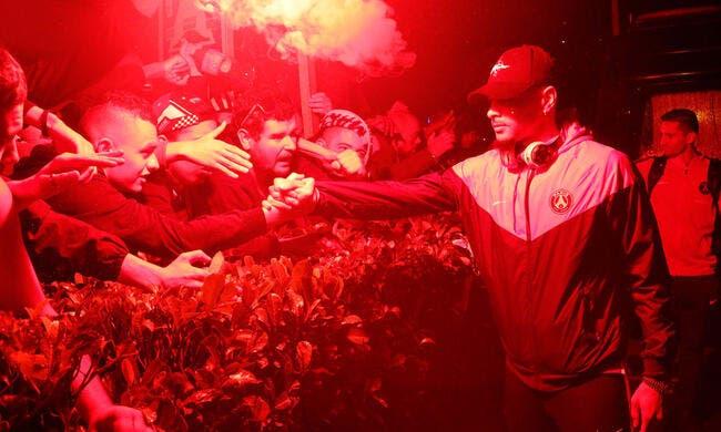 PSG : Les Ultras étaient là pour le retour des joueurs