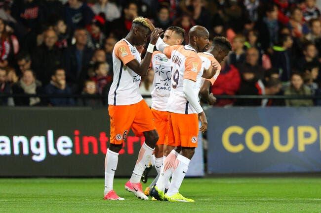 CdL: Guingamp-Montpellier 0-2