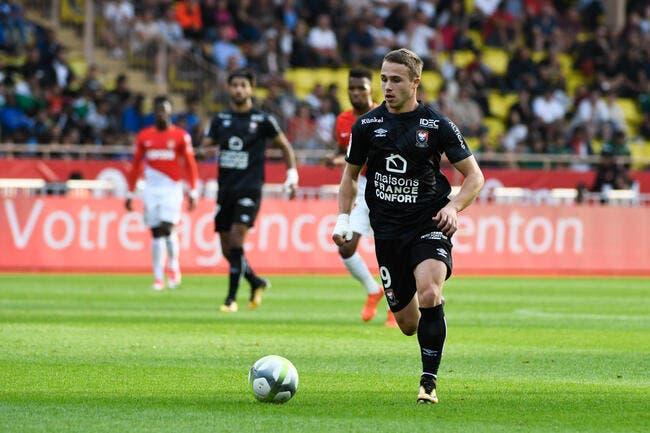 Lorient - Caen 0-1