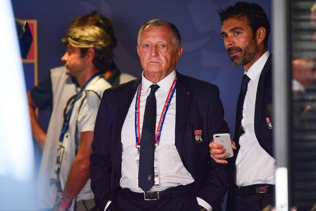 Sidney Govou tacle Jean-Michel Aulas — Europe Lyon