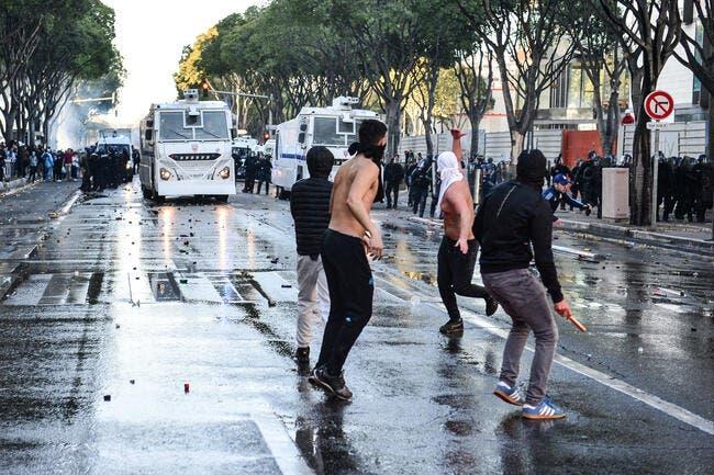 OM-PSG : 16 «supporters» interpellés, dont un armé