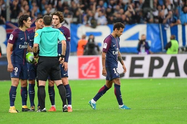 PSG : Verratti défend Neymar, et ce n'est pas très glorieux