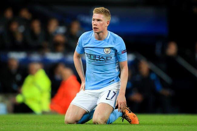 De Bruyne dans le viseur du PSG — Manchester City