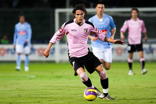 PSG: Quand Cavani était «un tocard»