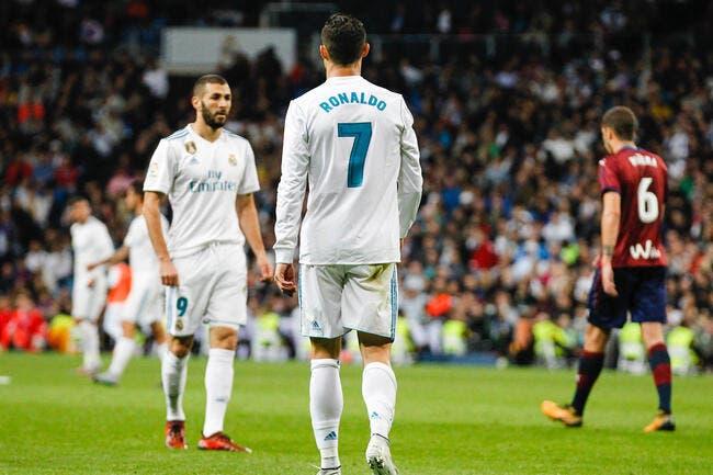 Real : Benzema, le « mix » idéal de Cristiano Ronaldo et de Zidane