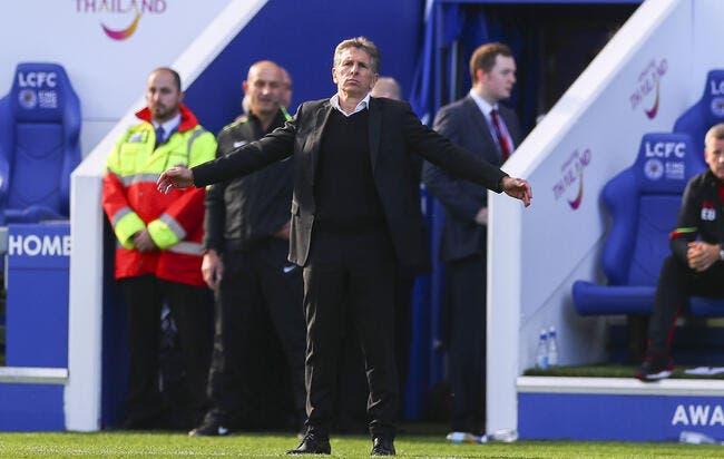 Puel se rapporche de Leicester — Premier League