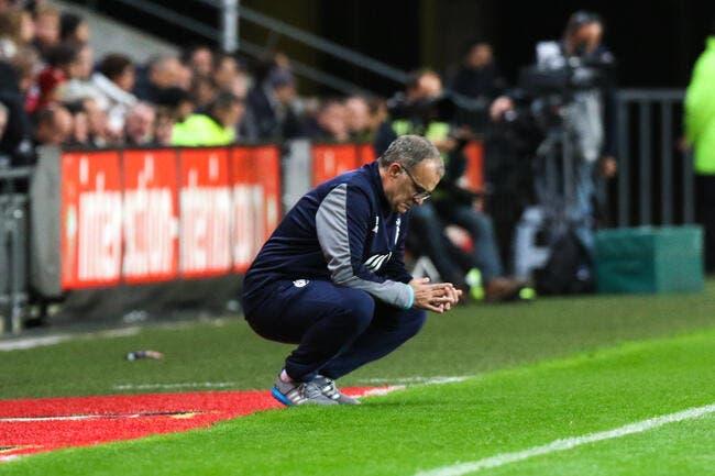 Bielsa remis en cause par ses joueurs — Lille