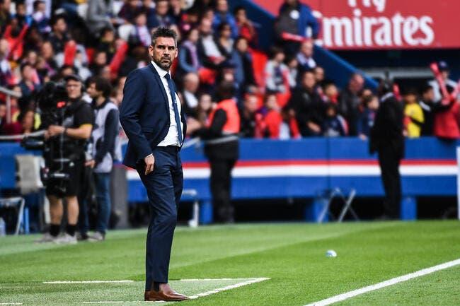 FCGB: Gourvennec donne une sanction humiliante aux Girondins
