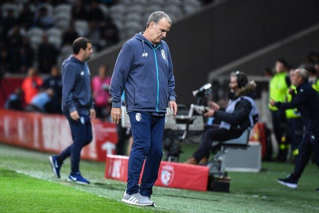 Lille: Courbis donne une leçon de coaching à Bielsa