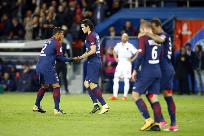 PSG - Nice 3-0