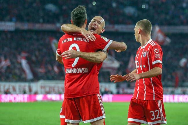 Bundesliga : Le Bayern bat Leipzig et prend la tête