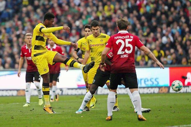 Hanovre - Dortmund : 4-2