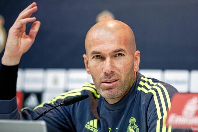 Le Real de Zidane en Catalogne, comme si de rien n'était