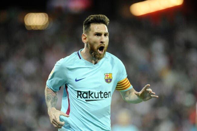 Liga : Messi, le Barça reste solide leader